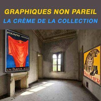 GRAPHIQUES SANS PAREIL - La Crème de La Collection, installation view
