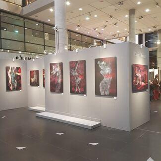 """""""Que la lumière danse"""" - Let the light dance, installation view"""