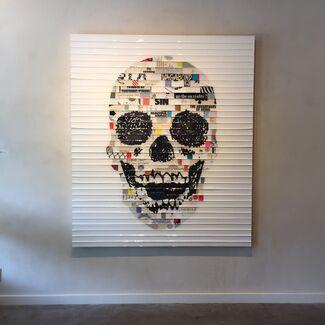 James Verbicky ~ Omniscience, installation view