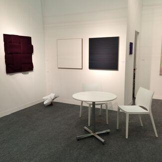 Renate Bender at Art New York 2017, installation view