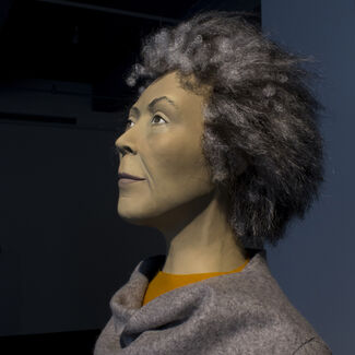 Judith Shea, installation view