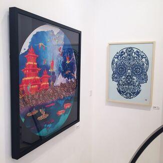 Jacky Tsai | EAST WEST, installation view