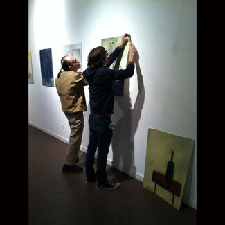 Lee Lippman: New Works, installation view