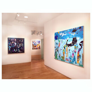 Fish on Land by Alex Sheriff, installation view