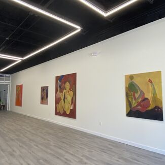 DANIEL DOMIG-  Where Hopes Infest, installation view