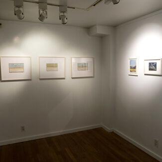 Recent Work by Sharon Etgar, Robert Ohnigian, Robert Andrew Parker, Harry Roseman, & Stuart Shils, installation view