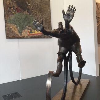 Hafez Gallery at Art15 London, installation view