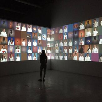 You Can Not Be Replaced- Elizabeth Withstandley, installation view