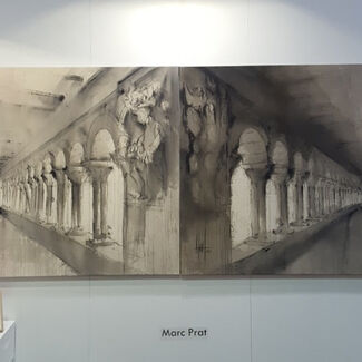 Interiors by Marc Prat and Anna Chulkova, installation view