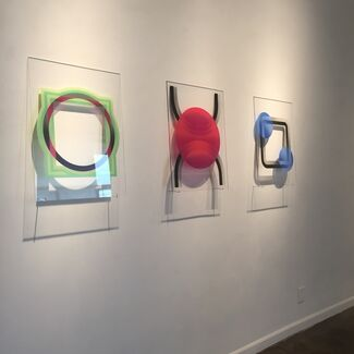 Counteract, installation view