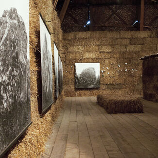 Circle of Memory by Eleanor Coppola, installation view