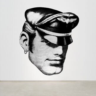 TOM OF FINLAND / EXHIBITION IN CONJUNCTION WITH TOM HOUSE: THE WORK AND LIFE OF TOM OF FINLAND AT MOCA DETROIT, installation view