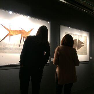 Intersección, installation view