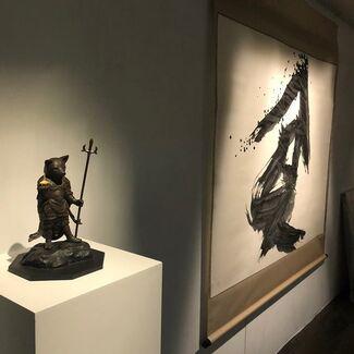 YABUUCHI Satoshi & Inoue Yuichi @JPS Gallery, installation view