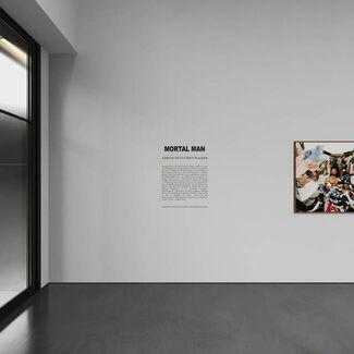 Mortal Man, installation view