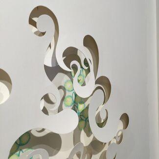 AMY LIN: DREAMWORLDS, installation view