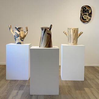 Dialogues - Alison Britton, installation view