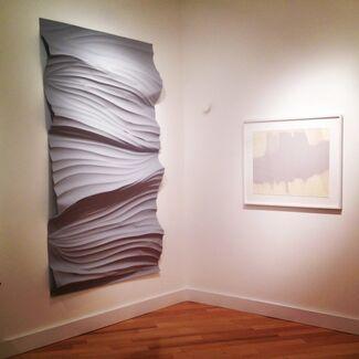 Missy Engelhardt: PAPER VERBS, installation view