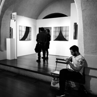 Joanna Bryant & Julian Page at Photo London 2018, installation view