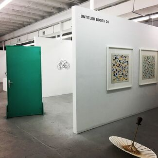 Untitled Booth D5, installation view