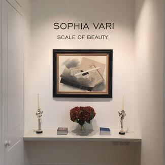 Sophia Vari: Scale of Beauty, installation view