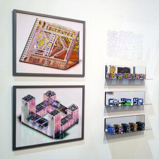 Upfor at Seattle Art Fair 2015, installation view
