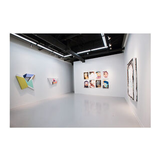 Private Eyes | Grey Sunsets, installation view