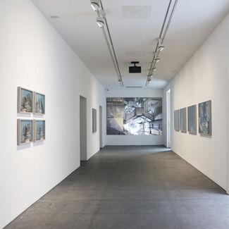 """TOBIAS ZIELONY """"Vele"""", installation view"""