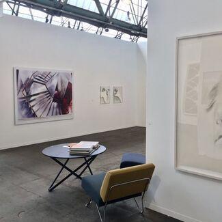 Galeria Senda at Art Brussels 2017, installation view