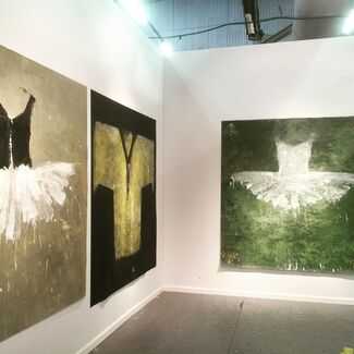 Galleria Ca' d'Oro at CONTEXT New York 2016, installation view