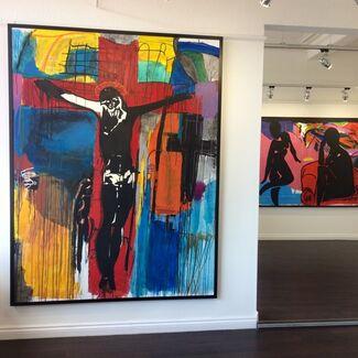 Frank Schroeder: UNMASKED, installation view