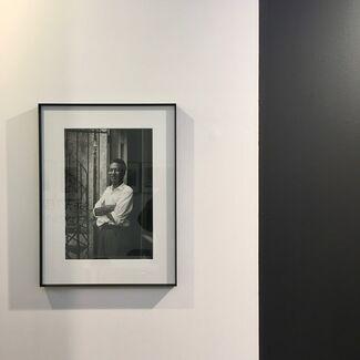 Sitor Senghor - (S)ITOR at London Art Fair 2019, installation view