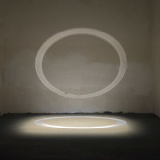 Gregorio Botta - Light a lamp and vanish, installation view