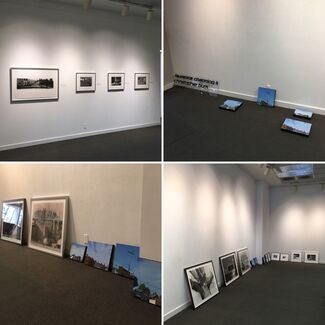 Surface, installation view