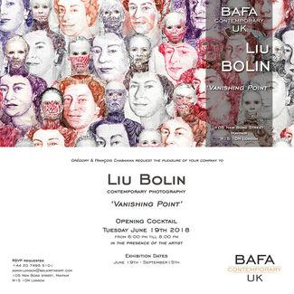 'Vanishing Point' - Liu Bolin, installation view