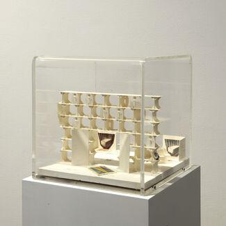 Gianfranco Baruchello, installation view