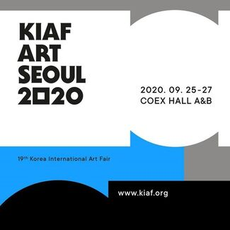 Gallery Shilla + Art Project and Partners at KIAF 2020, installation view