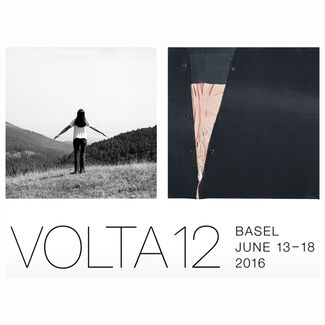Beta Pictoris Gallery/Maus Contemporary at VOLTA12 Basel 2016, installation view