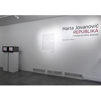 Republika, installation view