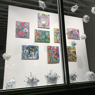 Rona v Amabie, installation view