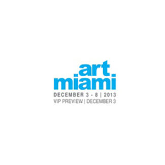 Ludorff at Art Miami 2013, installation view