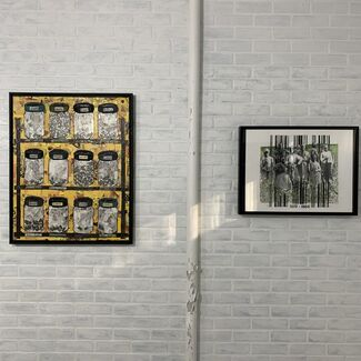 WATERSHED: THE TURNING POINT IN THE FIGHT AGAINST SYSTEMIC RACISM, installation view