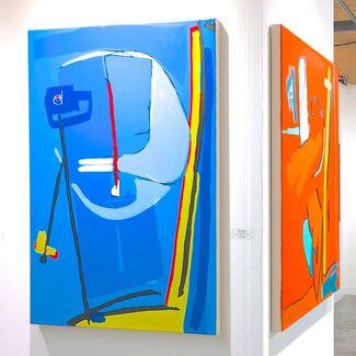Galerie Richard at VOLTA13, installation view