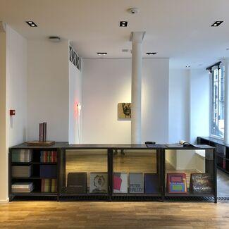 Works, installation view