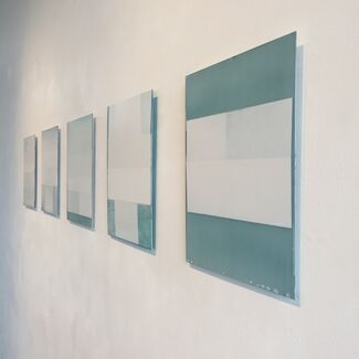 New Clear Dawn, installation view