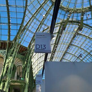 Galerie XII at Art Paris 2020, installation view