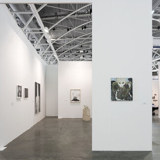 The Rooster Gallery at Artissima 2017, installation view