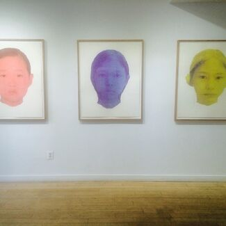 From There - new works from Keun Young Park, installation view