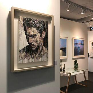 Thompson's Galleries at London Art Fair 2019, installation view