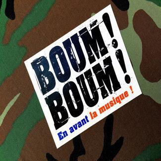 Antoni Miralda & Benet Rossell - Boum! Boum! En avant la musique!, installation view